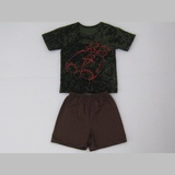 """м.466Т Комплект """"Военный"""" (шорты+футболка)"""