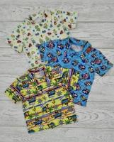 м.217Т Рубашка для мальчика