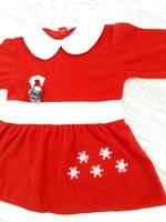 м.390Ф Платье-Новый год